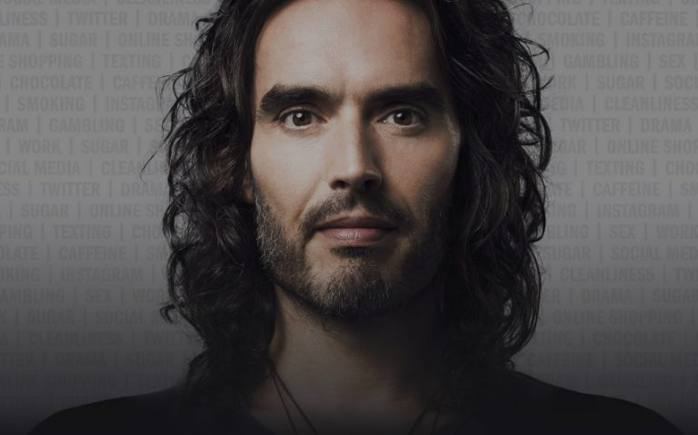 russell brand | london on the inside