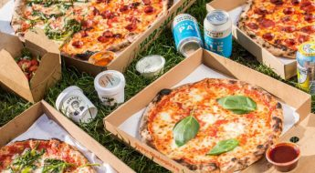 yard sale pizza | london on the inside