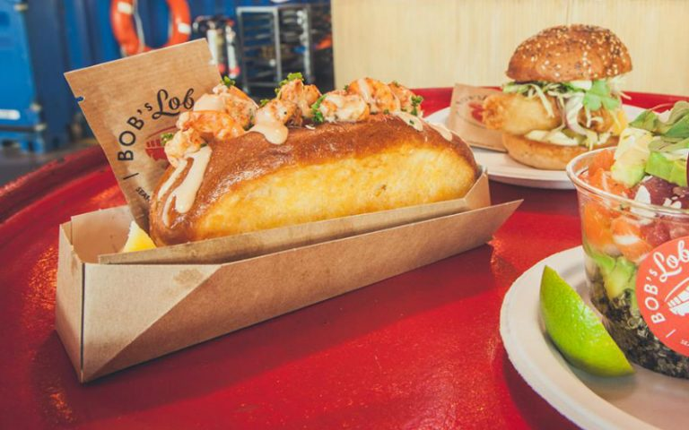 bob's lobster | london on the inside