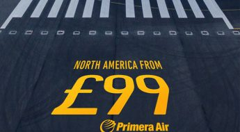 primera air | london on the inside