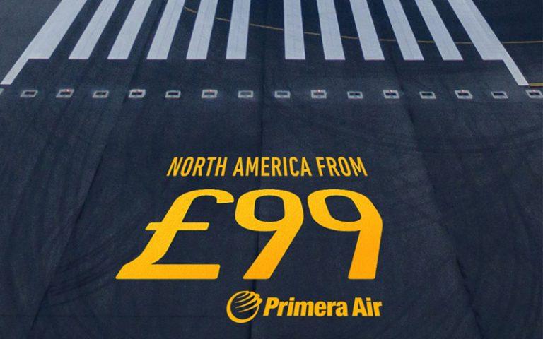 primera air | london on the inside