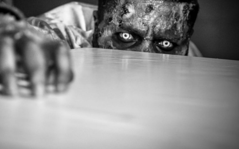 zombie escape room | london on the inside
