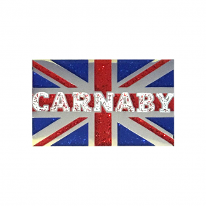 Carnaby Flag Pin