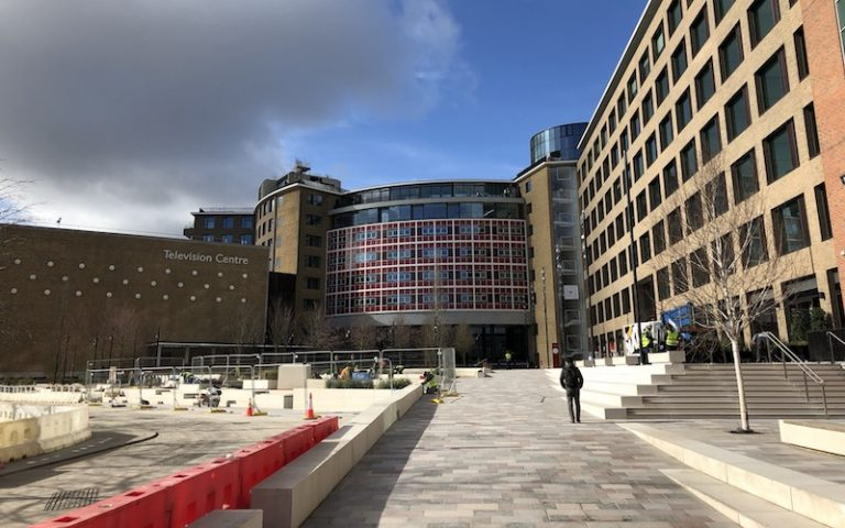 Television Centre | london on the inside