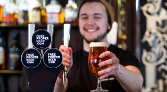 free pints | london on the inside