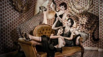 gin house burlesque | london on the inside