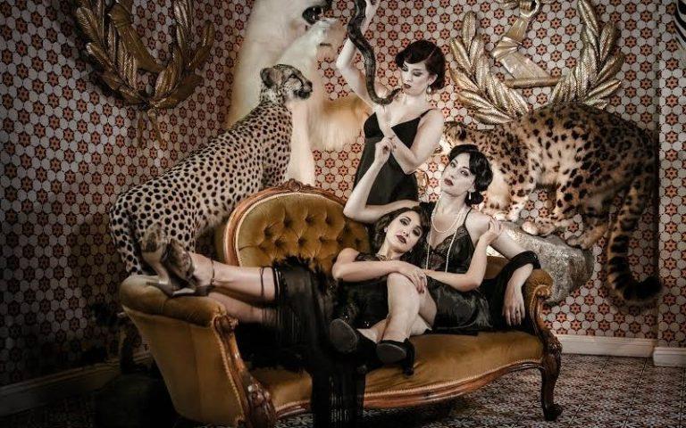 gin house burlesque | london on the inside