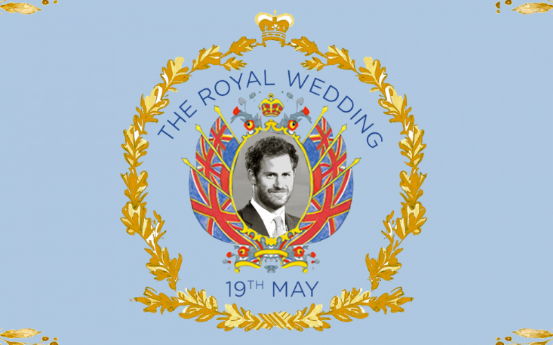royal wedding party | london on the inside