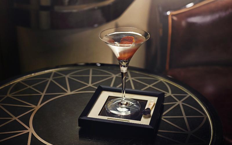 loti drinks | american bar at the savoy