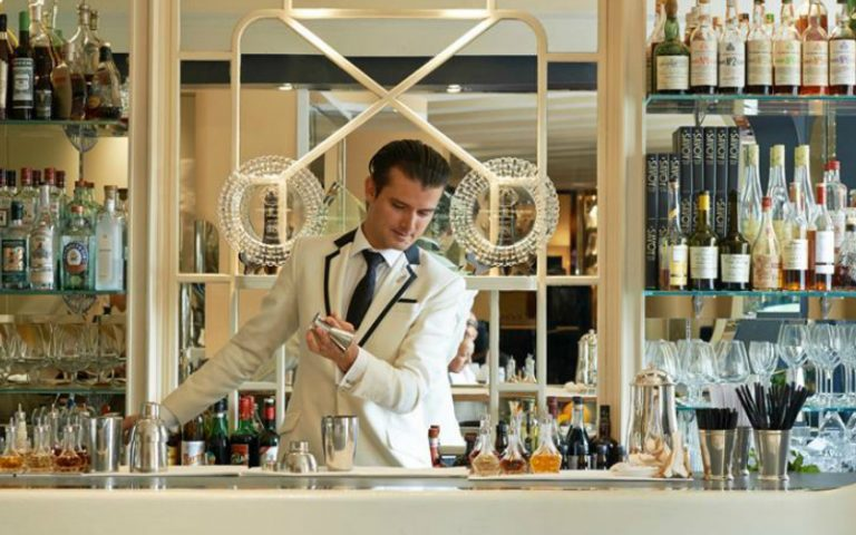 american bar at the savoy | london on the inside