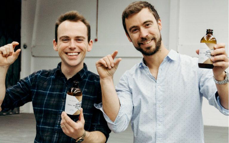 small beer brew co | london on the inside
