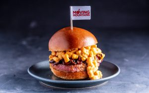 win a meal for four at dirty bones <br> featuring the vegan mac daddy