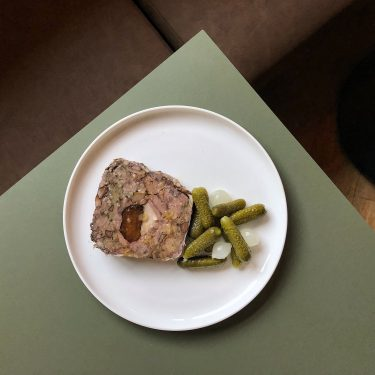 food | london on the inside