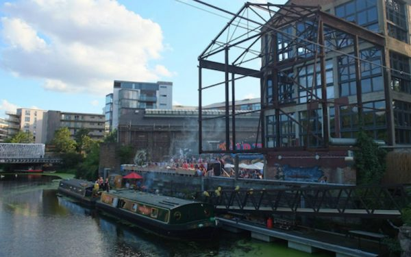 giant steps is coming to hackney wick
