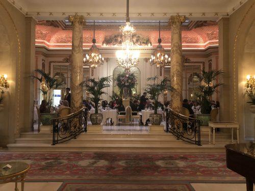 hotel restaurant | london on the inside