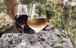 win dinner for two and a case of loire valley wines
