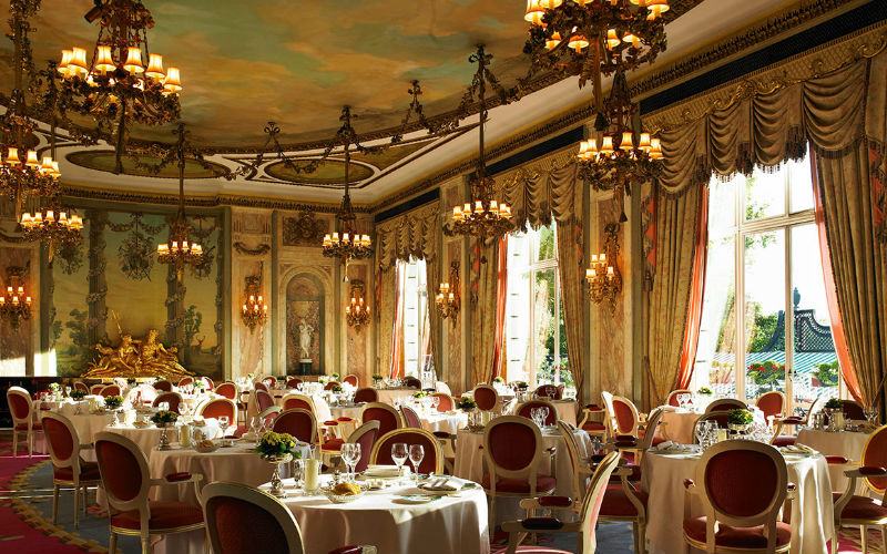 the ritz | london on the inside