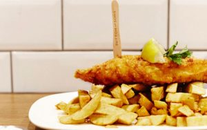 sutton & sons launches vegan-only <br> fish & chip shop