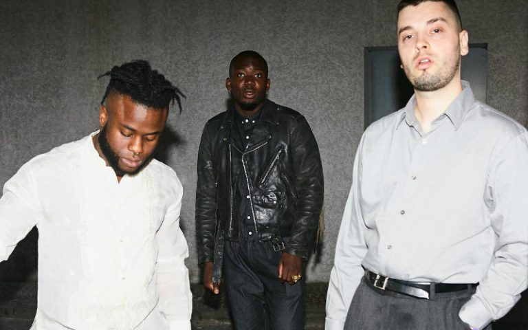 young fathers | london on the inside