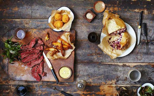 beef & brew to open in haggerston