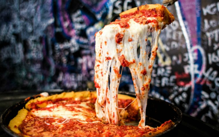 gino's east x pizza pilgrims | london on the inside