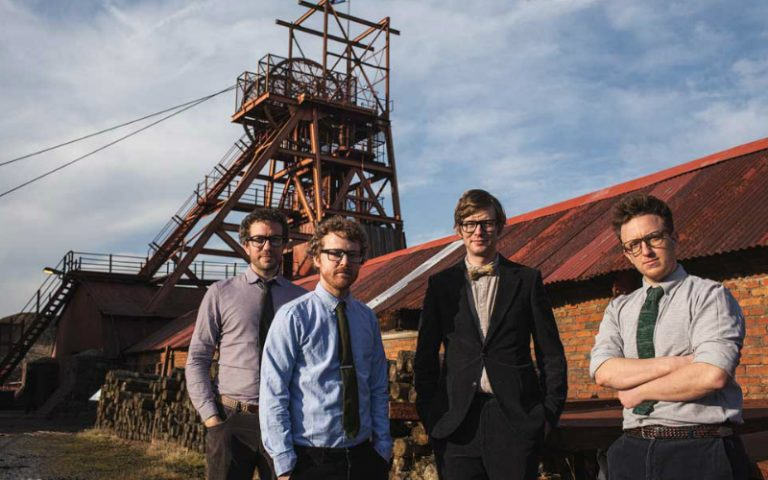 public service broadcasting | london on the inside