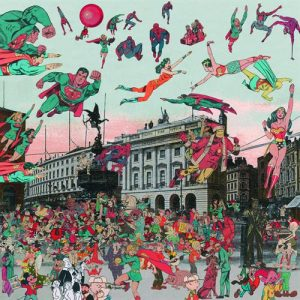 PeterBlake-Collages
