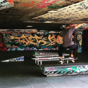 London's Skateparks