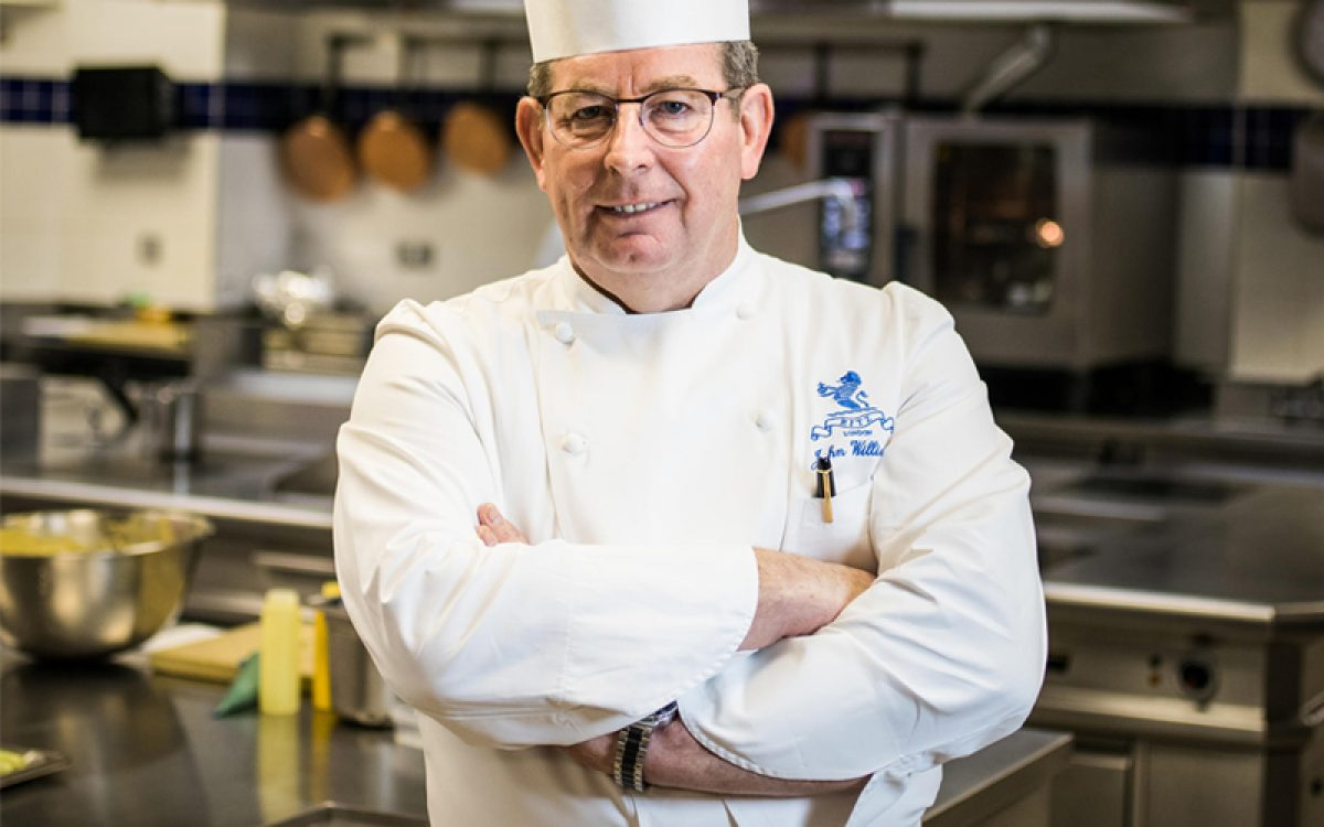 John Wiliams Executive Chef Ritz Hotel Interview London On The Inside