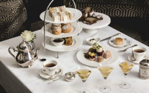 win an afternoon tea for four <br> at dukes london