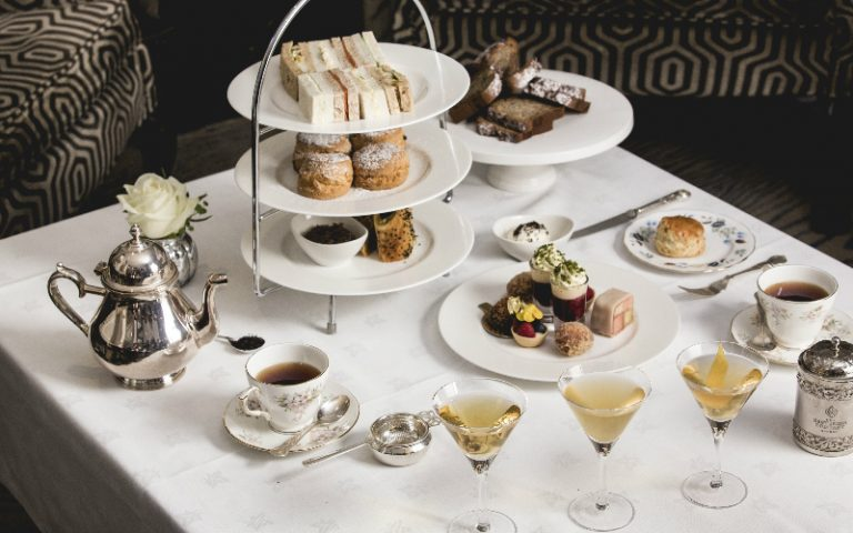 dukes afternoon tea