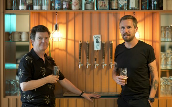 mikkeller and rick astley to open a bar