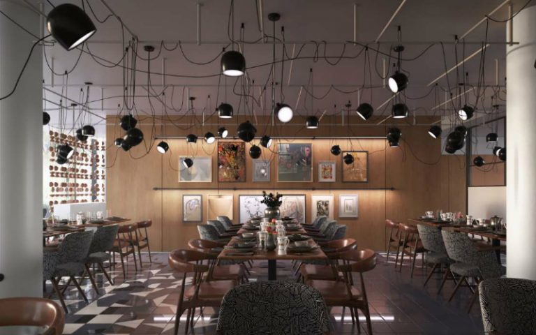 Art Yard Restaurant