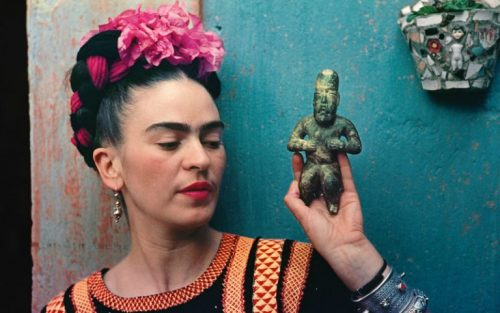 The Frida Kahlo Exhibition