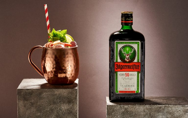 Jagermeister Mule Cocktail
