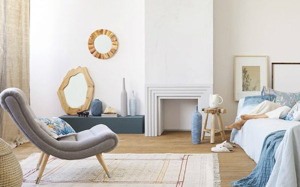 get the blues in your home this autumn