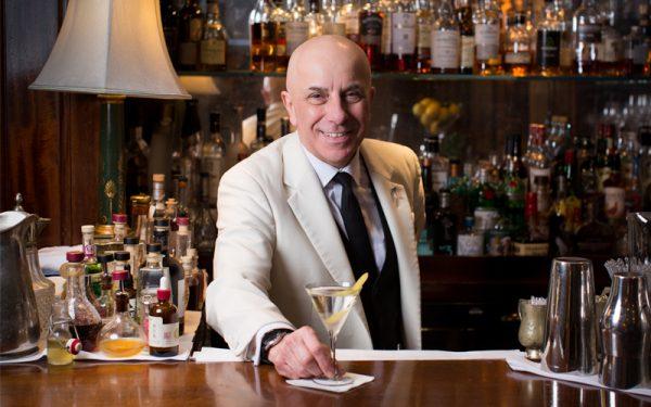 st james's masterclass | the dukes martini