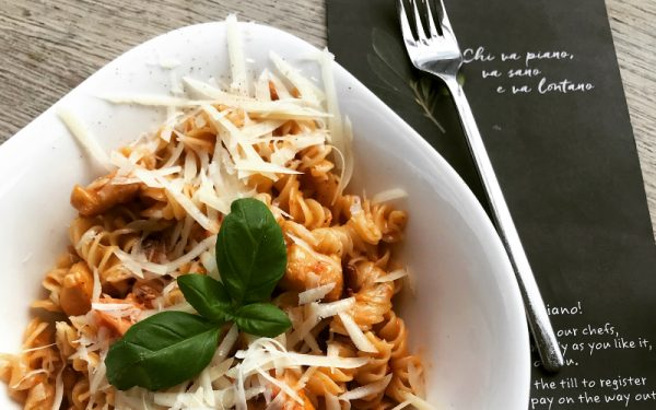 win a year's supply of pasta and pizza at vapiano