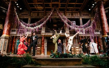 SHAKESPEARE'S GLOBE TO STREAM PLAYS FOR FREE