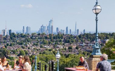 A MASSIVE BEER GARDEN IS COMING TO ALLY PALLY
