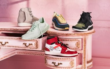 WIN ICONIC TRAINERS WITH THE HEARTBEATS 4 SNEAKERS RAFFLE