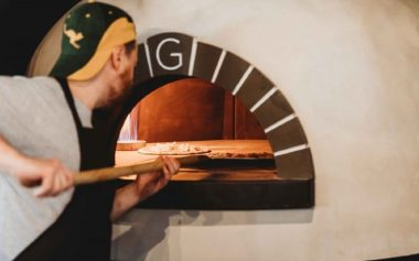 GRAB A PIZZ'A THE ACTION AT THESE NEW PIZZERIAS